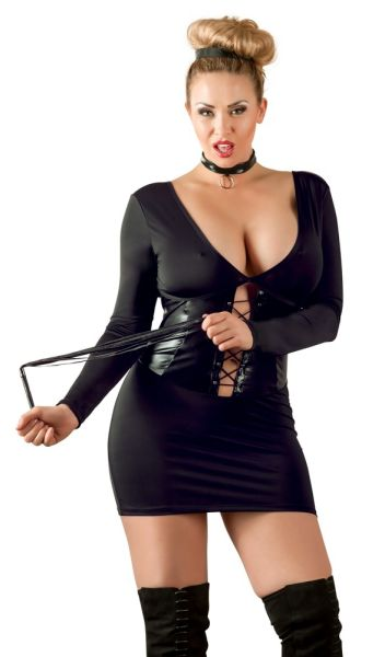 Domina Kleid Set Queensize